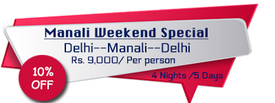 Manali Weekend Special