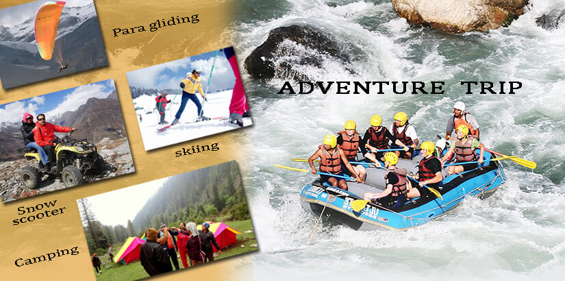 Adventure Trip to Manali with Friends