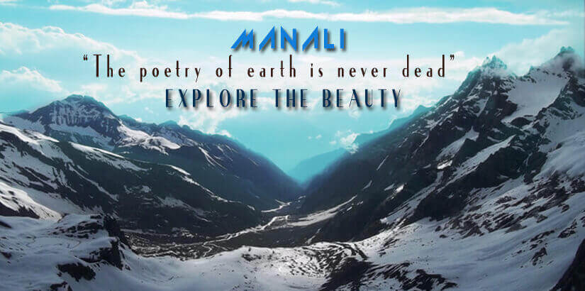 Explore the Beauty of Manali