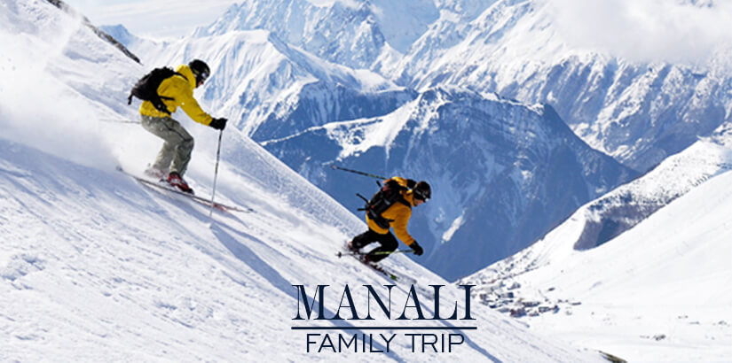 Family trip to Manali