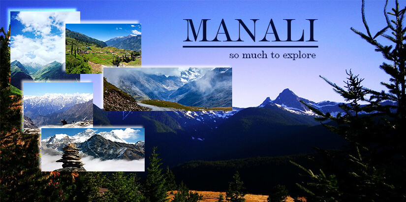 A Quick Book and Handy Travel Guide of Manali