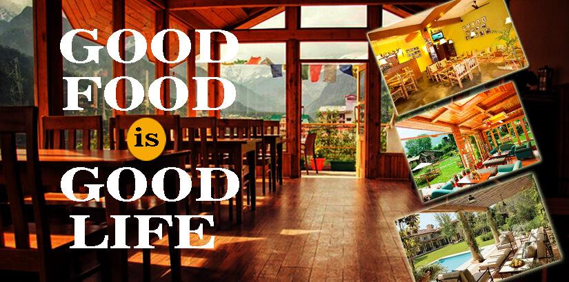 Top 5 Restaurants in Manali