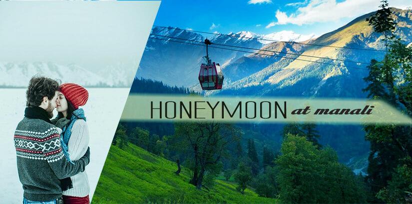 Manali Shimla Honeymoon Packages