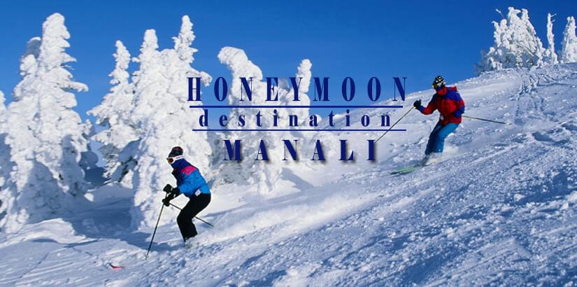Manali The favorite honeymoon destination