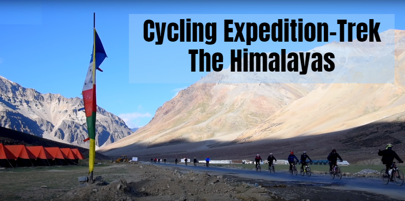 Shimla Manali Cycling Expedition