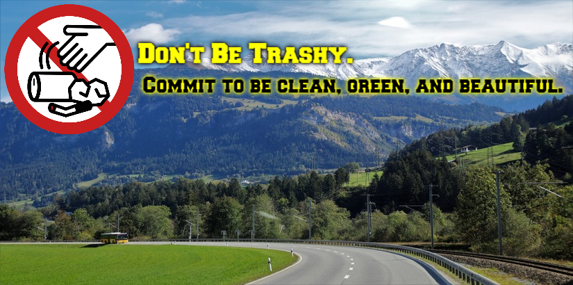 Stop Polluting Hill Stations