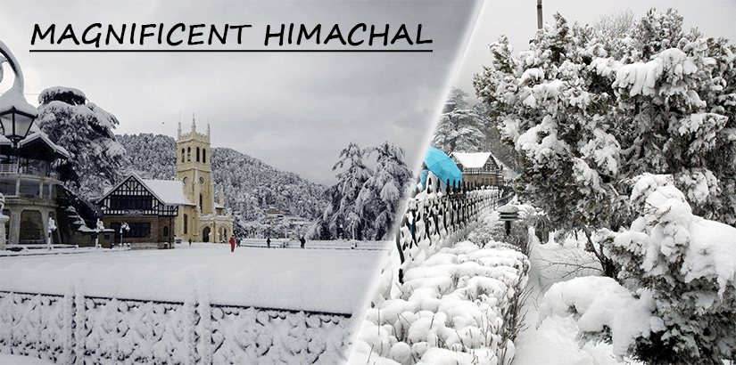 The Himachal experience at Manali Kullu and Shimla
