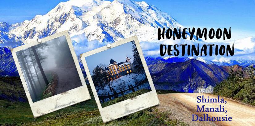 Top Honeymoon Destinations in Himachal Pradesh