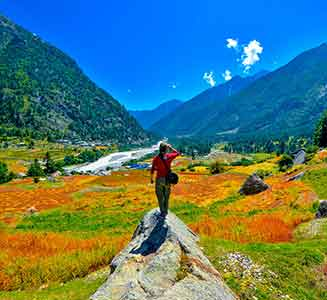 Exclusive Kullu Manali Honeymoon Package By Volvo
