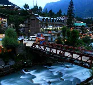 Delhi Shimla Manali Delhi Standard Honeymoon Package